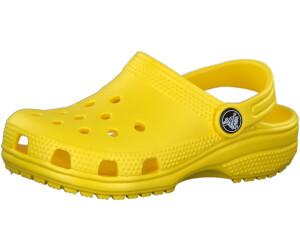 Crocs Kids Classic bright yellow ab 9,95 €   Preisvergleich
