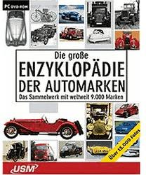 USM Die große Enzyklopädie der Automarken (DE) ...
