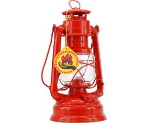 Sturmlaterne Feuerhand 276 verzinkt MOOSGRÜN Petroleumlampe KOSTENL VERSAND