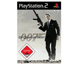 Buy James Bond 007 Quantum Of Solace Ps2 From 19 99 Today