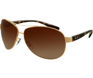 Ray Ban RB3386 004/13 63 gunmetal / brown gradient 9StTliDy