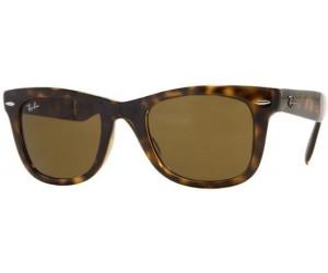 eb10af1d25d Buy Ray-Ban Wayfarer Folding RB4105 710 (light havana brown) from ...
