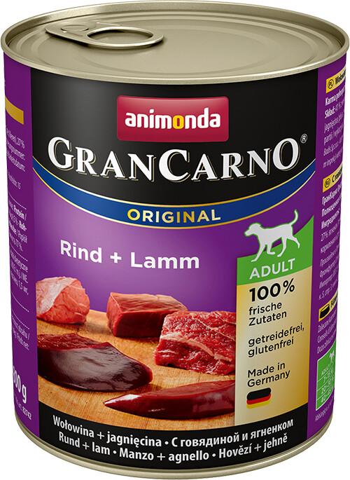 Animonda Gran Carno Rind & Lamm (800 g)