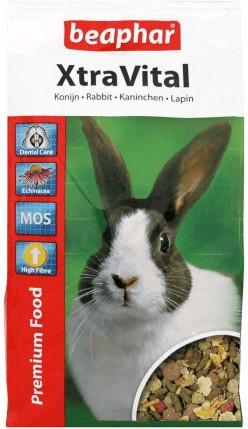 Beaphar XtraVital Kaninchen Futter 1 kg