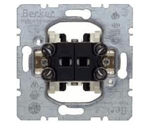 Berker Serienschalter 3035 Wippschalter uP