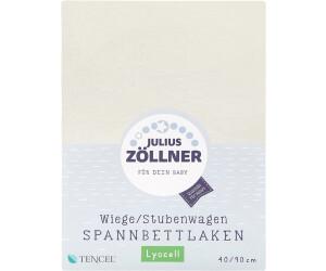 Zöllner Spannbetttuch Frottee 90x40 ROSA