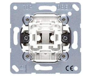Jung 807W Kreuz AP-Schalter 250 V