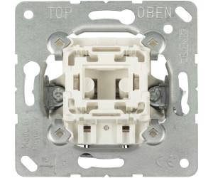 3 Stück JUNG 531U Taster-Einsatz 1-Polig Schliesser