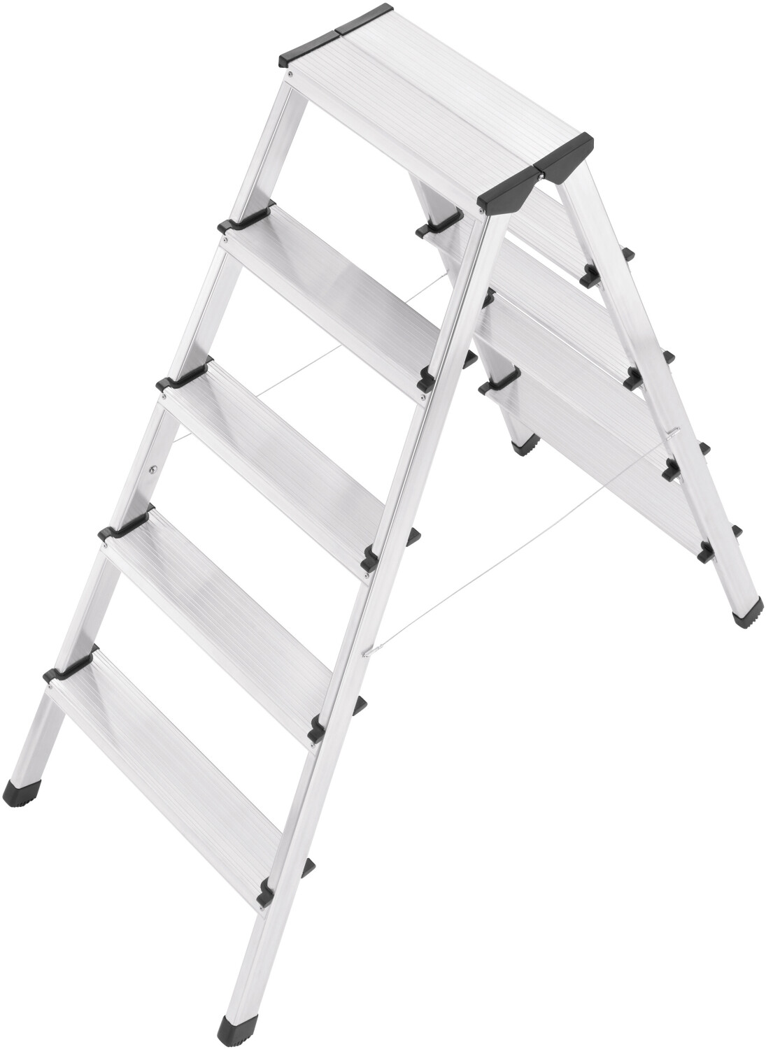 Hailo L90 Doppelstufenleiter 2x5 Stufen