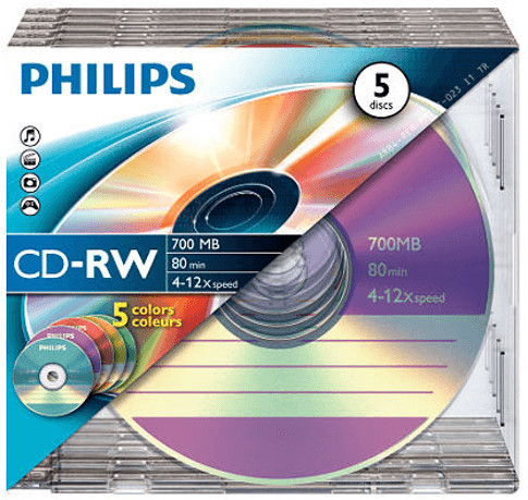 Philips CD-RW