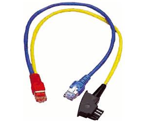 Homeway HW-Y-Kabel4 LAN/TAE 0,5m