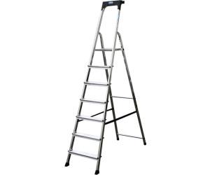 Hervorragend Krause Safety Stufen-Stehleiter 7 Stufen ab 78,45  EI29