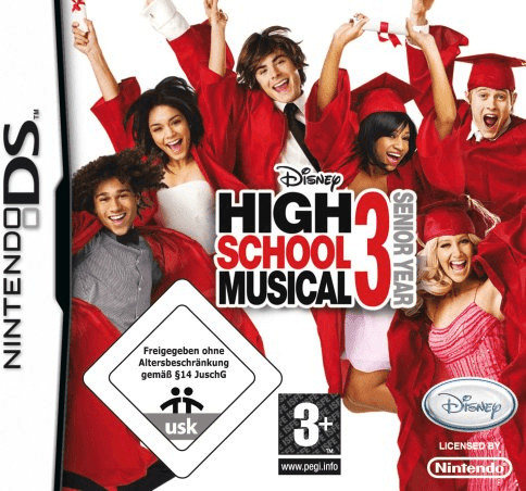 High School Musical 3: Senior Year (DS)