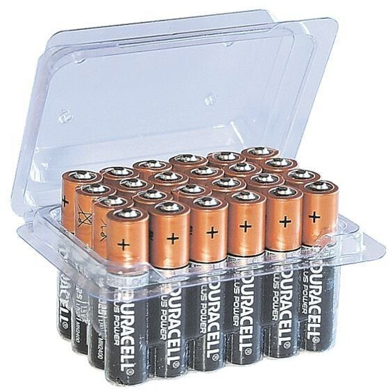 Image of Duracell 24x AAA / LR03 Plus MN2400