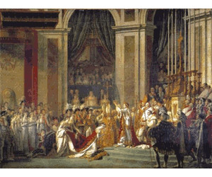 Clementoni Coronation of Emperor Napoleon