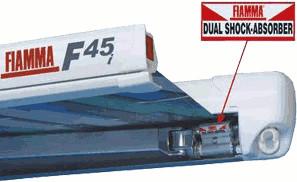 Fiamma F45Ti (2,5 m)
