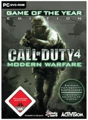 Call of Duty 4: Modern Warfare - Game of The Ye...