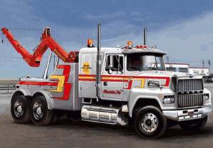 Italeri US Wrecker Truck (03825)