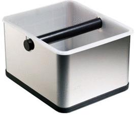 #Concept-Art Abschlagbehälter Metall M#