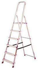 Krause Solidy Stufen-Stehleiter 6 Stufen