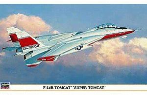 Hasegawa F-14B Tomcat ´´Super Tomcat´´ (00898)
