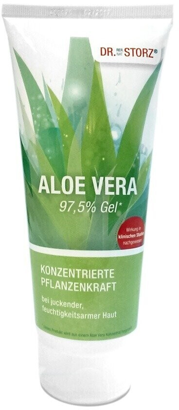 Dr. Storz Aloe Vera Gel 97,5% Tube (200ml)