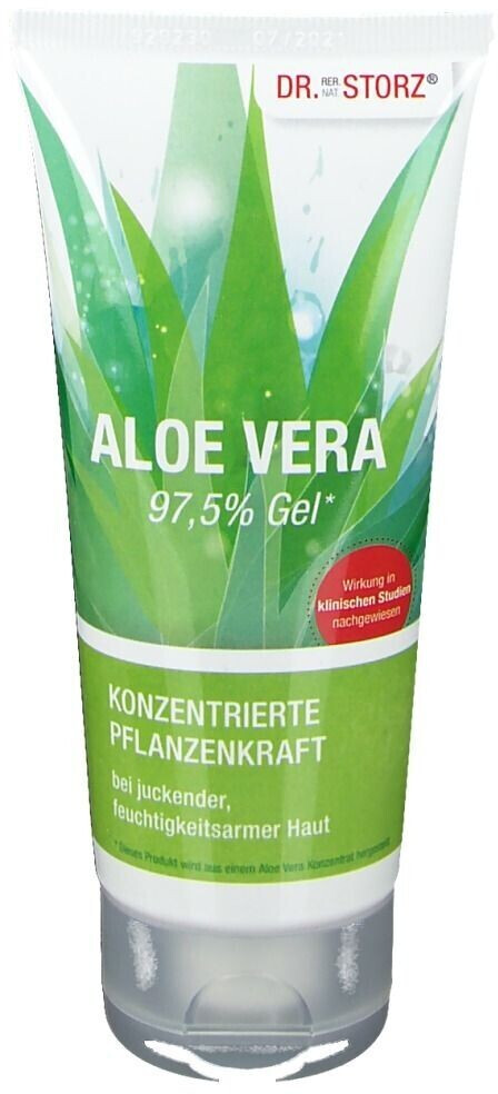 Dr. Storz Aloe Vera Gel 97,5% Tube (100ml)