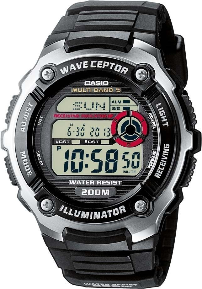 Casio Wave Ceptor (WV-200E-1AVEF)