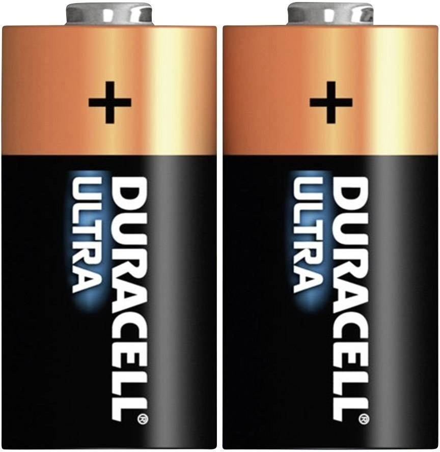 Image of Duracell 2x 123 Ultra M3 Photo