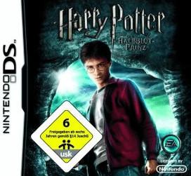 Harry Potter und der Halbblutprinz (DS)