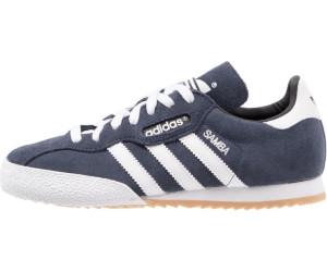 adidas Männer Samba super Suede blau Leder EUR 46 günstig