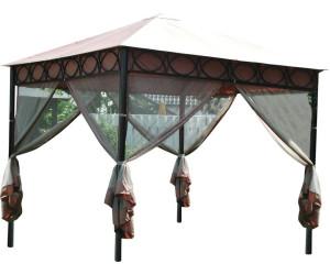 leco safari pavillon 3 x 3 m ab 289 01 preisvergleich bei. Black Bedroom Furniture Sets. Home Design Ideas