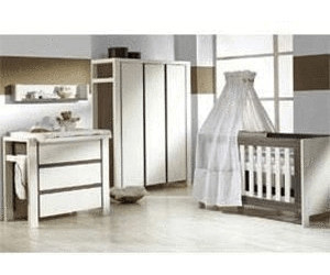 Schardt Kinderzimmer Milano weiß (2-türig) ab 957,00 ... | {Schardt kinderzimmer 38}