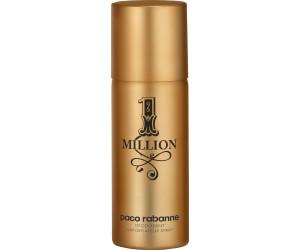 079f8116cdd Paco Rabanne 1 Million Deodorant Spray (150 ml) au meilleur prix sur ...