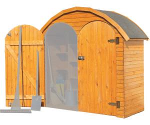 Gartenhaus mit Tonnendach Preisvergleich | Günstig bei idealo kaufen
