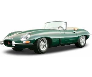 Modellbau Jaguar ~ Bburago jaguar e cabriolet 1961 12046 ab 34 90 u20ac preisvergleich