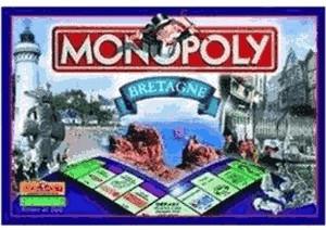 Winning-Moves Monopoly - Bretagne (französisch)