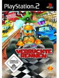Buzz! Junior - Verrückte Rennen + Buzzer (PS2)