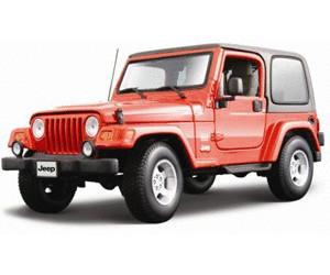 BBurago Jeep Wrangler Sahara (12014)