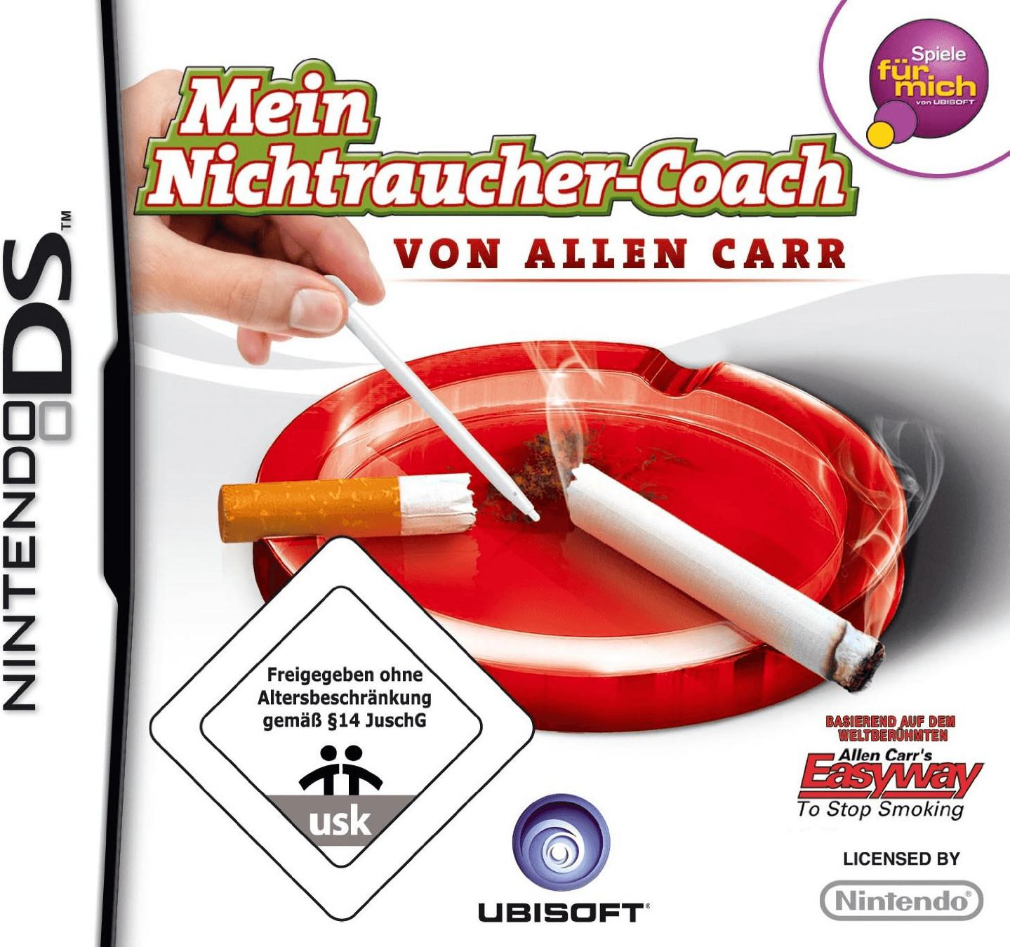 Mein Nichtraucher-Coach von Allen Carr (DS)