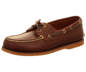 Siempre pasos Pegajoso  Buy Timberland Classic 2-Eye Boat Shoe Root-beer Smooth 25077 from £79.00  (Today) – Best Deals on idealo.co.uk