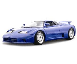 BBurago Bugatti EB 110 (12023)