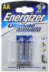 Image of Energizer 2x AA / LR6 Ultimate