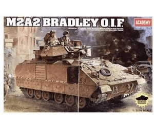 Academy M2A2 Bradly Iraq (13205)
