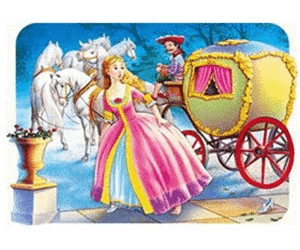 Image of Castorland Cinderella (30 pieces)
