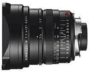Image of Leica 21mm f/1.4 Summilux-M