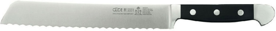 Güde Alpha Brotmesser 21 cm