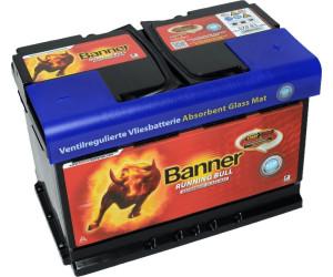 Banner Running Bull 57001 AGM 70Ah 12V Autobatterie
