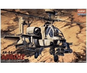 Image of Academy AH-64A Apache (2115)