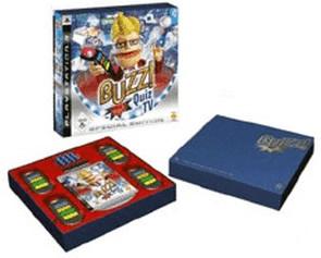 Buzz!: Quiz TV - Special Edition (PS3)